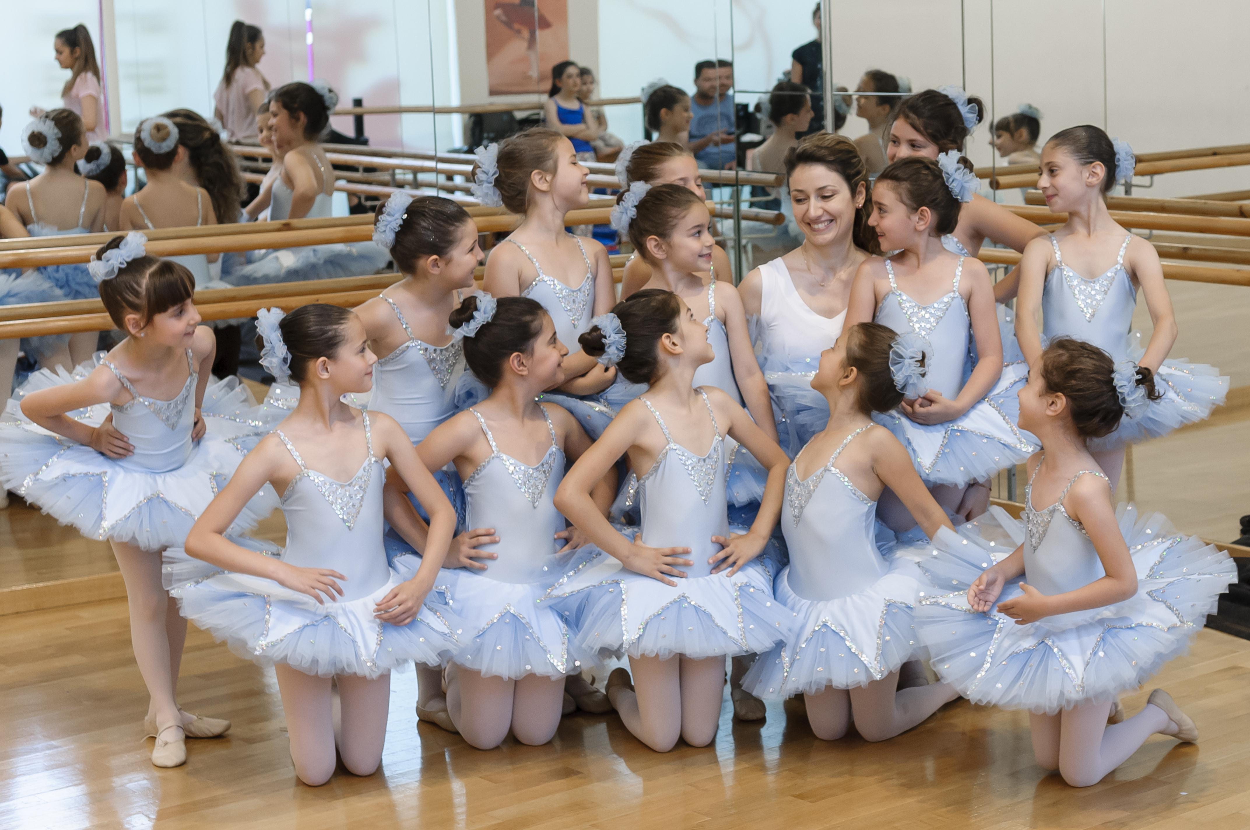 Σχολή χορού 'Ολγα Χριστοφορίδου